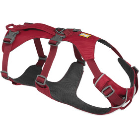 Ruffwear Flagline Geschirr red rock